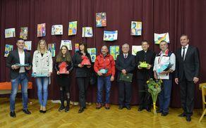 Vsi nagrajenci Občine Brezovica