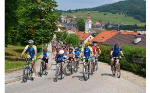 V Grosupljem je kolesarstvo doma