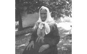 Ana Žuber s pečo, Potoki 25.