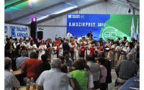 Osmi muzikfest: Foto: Ambrož Gorjanc