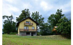 Planinski dom v Klokočovniku