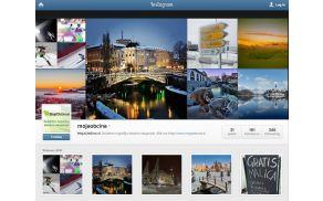 Obiščite Mojo Občino na Instagramu.