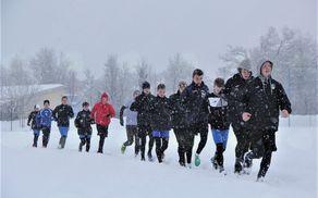 Zimski trening