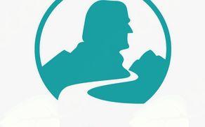 logotip »Staničeva pot«; avtor:Anja Držanič
