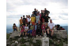Gasilski mladinski tabor bo postal tradicionalen, foto: Alojz Kodelja