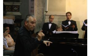 Vokalna akademija na Kogojevih dnevih. Foto: Toni Dugorepec