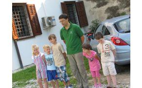 Oratorij je bil namenjen predšolskim in šolskim otrokom. Foto: Mladinska misijonska skupina