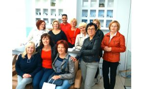 Sekcija frizerjev OZ Radovljica