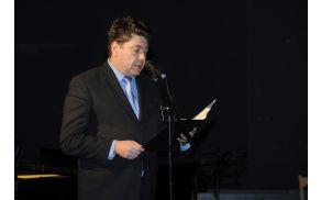Slavnostni govornik je bil mag. Milan Turk, župan Občine Šempeter-Vrtojba.. (Foto: Foto atelje Pavšič Zavadlav)