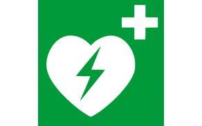 Tržičani so dobili nov defibrilator – napravo, ki rešuje življenje.