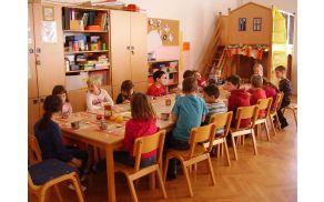Čajanka prvošolcev OŠ Franklolovo