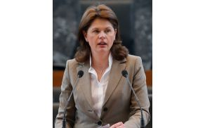 Alenka Bratušek, predsednica vlade RS. Foto: UKOM (Stanko Gruden/STA)