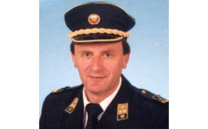 Andrej Bahovec - predsednik Gasilske zveze Grosuplje
