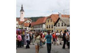 Na eni od prejšnjih prireditev (foto:http://www.td-visnjagora.si/)