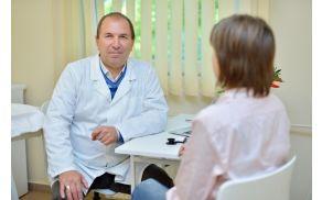 Dr. Dmitrij Szkopincev. Foto: Arhiv klinike Calendula