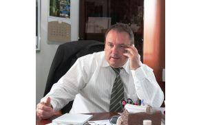 Branko Petre, župan