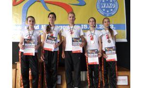 Uspeh mladih članov KBV Sevnica