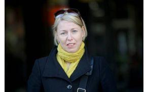 Barbara Rigler, Odgovorna urednica revije Mentor (foto: m.delo.si)