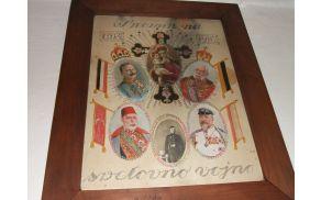 1892: sto let stara slika pri Bitencu – spomin na prvo svetovno vojno (foto: Milka Bokal)