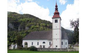 Cerkvica na Bitnjah.