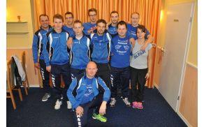 BLISK državni klubski prvaki 2015