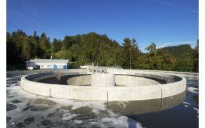 Centralna čistilna naprava Bled.