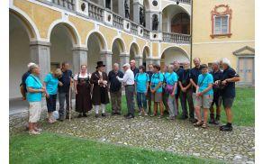 Dve leti je minilo od obiska Brixna - člani Muzesjega društva so se tja odpravili peš, nastala je Pot Janeza Blejskega.