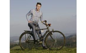 Konec junija se pridružite Gregi Čeponu na kolesarskem izletu do Kranjske Gore. (Foto: Žiga Rebolj)