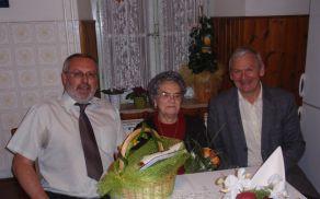 Stoti rojstni dan Pavle Boltar. Foto: Družinski ariv
