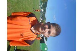 Kenan Bosnić, prvi strelec lige