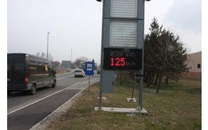 Burja na Goriškem in Vipavskem se bo pononvo okrepila. Foto: Toni Dugorepec