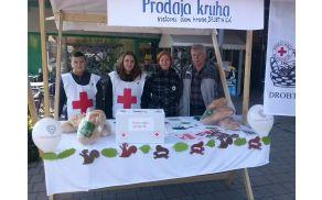 Akcija Rdečega križa na Vranskem
