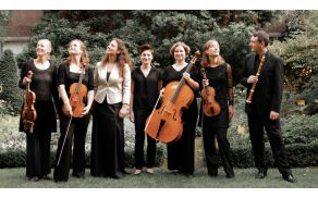 Koncert stare glasbe na gradu Cmurek