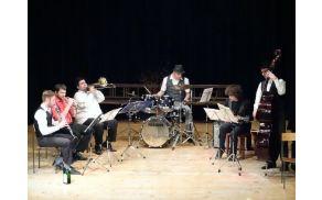 Skupina Dixieland band 0,07 promila.