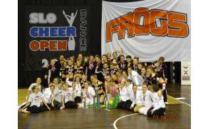 Frogsmas, 29. 11. ob 18. uri, velika telovadnica OŠ Log - Dragomer