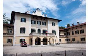 3. srečanje skupščine EZTS je tokrat potekalo na sedežu Občine Šempeter-Vrtojba, v Coroninijevem dvorcu.