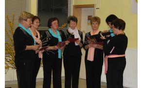 Ženski pevski zbor Spominčice