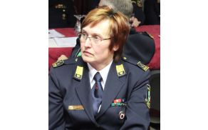 Predsednica Danica Jezernik