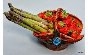 Dan jagod in špargljev, Breg pri Litiji