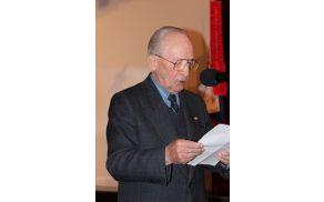 Slavnostni govornik Ivo Grobelnik