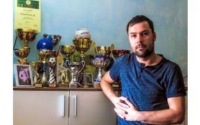 Predsednik Športnega društva Optimisti Borovnica, Darko Mršić