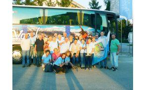 Tekmovalna ekipa DI Bohinj. Foto: Stanislav Ažman