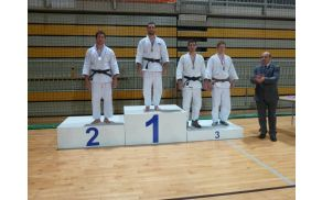 Robert Mesarič, Judo klub Acron Slovenj Gradec, tretji