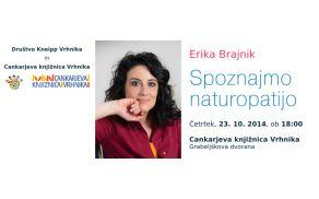 Predavateljica Erika Brajnik