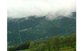 Megleni razgled po Pohorju