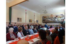 Redni letni Zbor članov Območnega društva invalidov Dravinjske doline