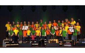 Otroški pevski zbor Osnovne šole Kidričevo (foto: Srdjan Mohorič)