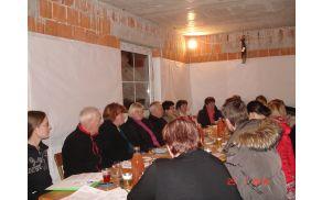Zbor Kulturno umetniškega društva Budna vas na Brunku