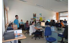 Otvoritvena delavnica Local PRESS v občini Radlje ob Dravi