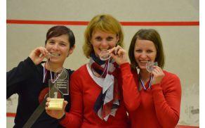 Ekipne državne prvakinje 2013 - Squash klub igRaj Sevnica